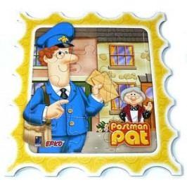 EFKO-KARTON - Puzzle Pošťák Pat 12 dílů,