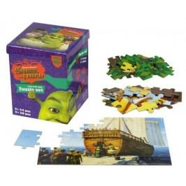 EFKO-KARTON - Puzzle Shrek 3 set 4 obrázky