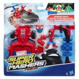 HASBRO - Avengers - Micro Hero Mashers - Figurka S Vozem Asst