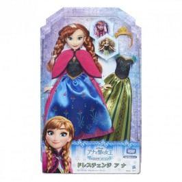 HASBRO - Disney's Frozen panenka s náhradními šaty Anna (SOLID)