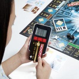 HASBRO - Monopoly Elektronické bankovnictví New B6677 SK