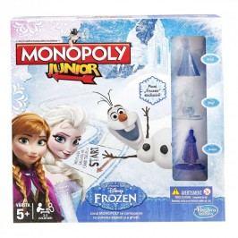 HASBRO - Monopoly Junior Frozen Cz / Sk