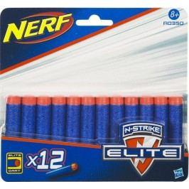 HASBRO - Nerf Strike Elite náhradní šipky 12 ks A0350