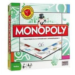 HASBRO - Nové Monopoly Kč