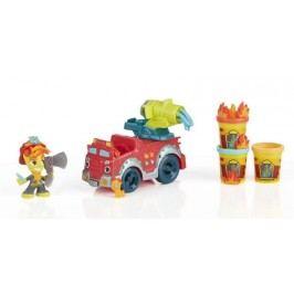 HASBRO - Playdoh TOWN Požární auto B3416