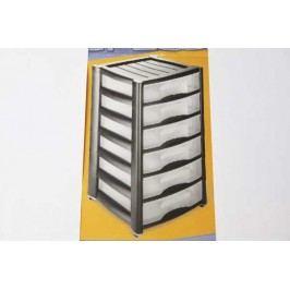 HEIDRUN - Skříňka - 6 zásuvky