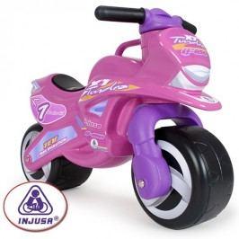 INJUSA - Odrážedlo Moto Thundra girl