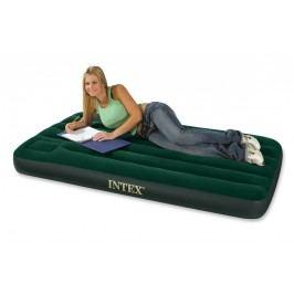INTEX - Intex nafukovací postel 66927 Downy Twin s integrovanou pumpou,