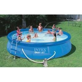 INTEX - nafukovací bazén 457x84 cm s filtračním zařízením 28180
