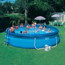 INTEX - nafukovací bazén 549x122 cm s filtračním zařízením 28176