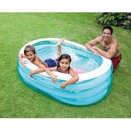 INTEX - nafukovací dětský bazén Kamarádi piráti 57482