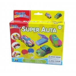KIDS TOYS - Modelína Super Auta