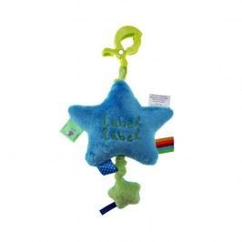 LABEL-LABEL - Hudební hvězdička na zavěšení, modrá