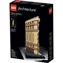 LEGO - Architecture 21023 Budova Flatiron