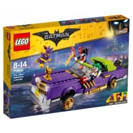 LEGO - Batman Movie 70906 Joker a jeho vozidlo Notorious Lowrider