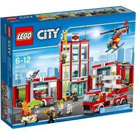 LEGO - City 60110 Hasičská stanice