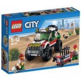 LEGO - City 60115 Terénní vozidlo 4 x 4