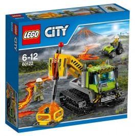 LEGO - City 60122 Sopka Sopečná rolba