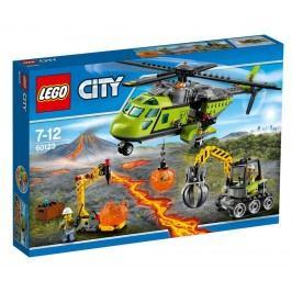 LEGO - City 60123 Sopka zásobovací helikoptéra