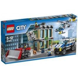 LEGO - City 60140 Vloupání buldozerem