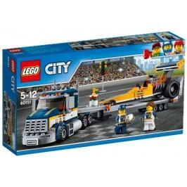 LEGO - City 60151 Transportér dragsteru