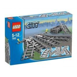 LEGO - City Výhybky
