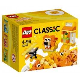 LEGO - Classic 10709 Oranžový kreativní box