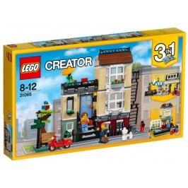 LEGO - Creator 31065 Městský dům se zahrádkou