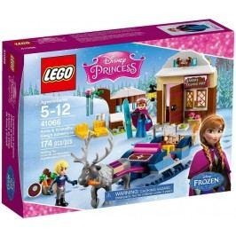 LEGO - Disney Princess 41066 Dobrodružství na saních s Annou a Kristoff