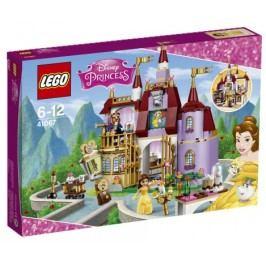 LEGO - Disney Princess 41067 Bella a kouzelný hrad