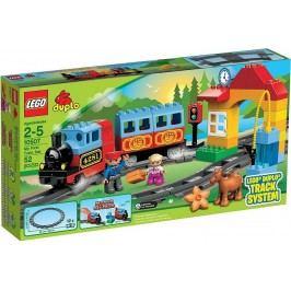 LEGO - DUPLO 10507 Můj první vláček