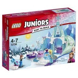 LEGO - Juniors 10736 Anna a Elsino ledové hřiště