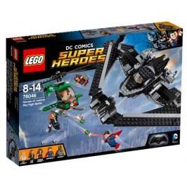 LEGO - LEGO Super Heroes 76046 Hrdinové spravedlnosti: souboj vysoko v oblacích