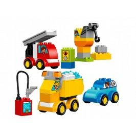 LEGO - Moje První Autíčka A Nákladní Auta