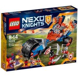 LEGO - Nexo Knights 70319 Macyin hromový palcát