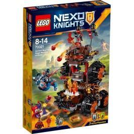 LEGO - Nexo Knights 70321 obléhací stroj zkázy generála Magmara
