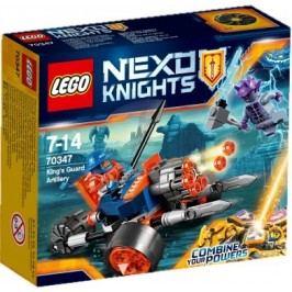 LEGO - Nexo Knights 70347 Dělostřelectvo Kráľovej stráže