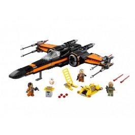 LEGO - Poe'S X-Wing Fighter (Poeova Stíhačka X-Wing)