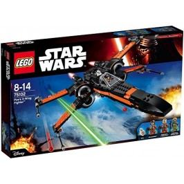 LEGO - Star Wars 75102 Poe 's X-Wing Fighter (Poeova stíhačka X-Wing)