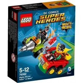 LEGO - Super Heroes 76062 Mighty Micros: Robin versus Bane