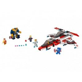 LEGO - Vesmírná Mise Avenjet