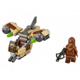 LEGO - Wookiee Gunship (Wookieská Válečná Loď)