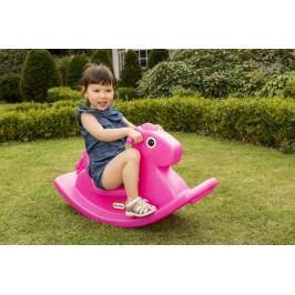 LITTLE TIKES - Dětská houpačka koník růžový