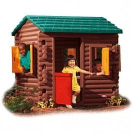 LITTLE TIKES - dětský domeček Dřevěnice