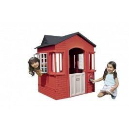 LITTLE TIKES - Domeček na hraní Cape Cottage červený 638749