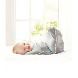 LOVE TO DREAM - Rychlozavinovačka Swaddle Up Original, Grey 2 - 3,2 kg