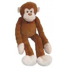 MAC TOYS - Plyšová Opice Dlouhá Ruka 100 Cm, Světlo Hnědá