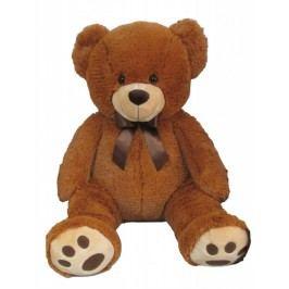 MAC TOYS - Plyšový Medvídek 60 Cm, Světlo Hnědý