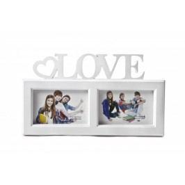 Fotorámeček Love 36 x 21 cm