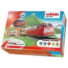 Märklin - MW IRC Vlak Intercity s kolejnicemi 29302